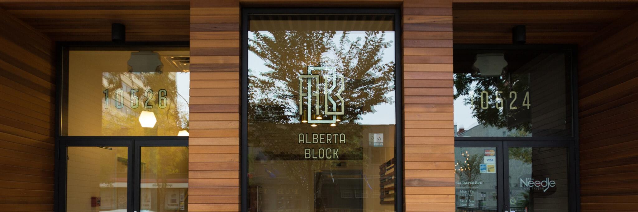 Alberta Block